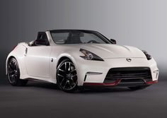 The ‪Nissan‬ ‪‎370Z‬ NISMO Roadster Concept is designed to provide the best of two worlds - the open-air driving exhilaration of a standard 370Z ‪‎Roadster‬ and the racing-inspired style and performance of a 370Z NISMO ‪‎Coupe‬ : For more details visit http://www.carengines.co.uk/blog/category/nissan/