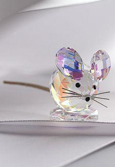 Swarovski Replica Mouse, Limited Edition 2015