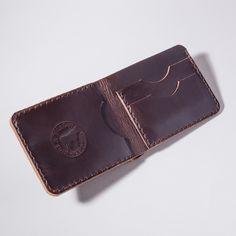Billfold Wallet // Horween Chromexcel Leather