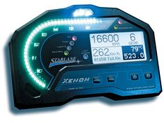 Team Pro-Motion Members Forum :: View topic - FS: Starlane Xenon GPS Laptimer and Digital Dashboard!