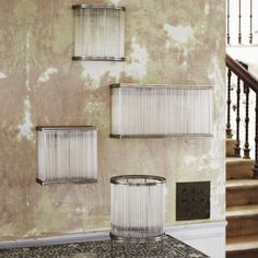 Fontaine Glass Rod Lamp Range - Wall Lights & Wall Sconces - Lighting - Lighting & Mirrors