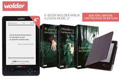 E-Book con Trilogía del Baztán
