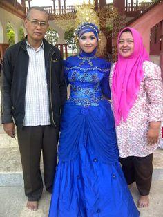 w/ my beloved parents