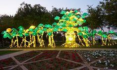 First Look: Dubai Garden Glow at Zabeel Park, Dubai -
