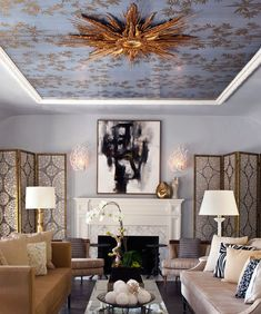 Inspiration Hollywood: Invite Home Glitz, Glamour and Drama with Hollywood Regency Style