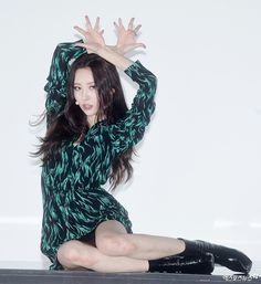 Sunmi - '가시나 (Gashina)' Showcase
