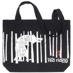 The Little Red Riding Hood Tote Bag