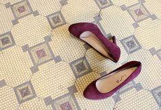 BESSEC - Collection Automne/Hiver 2017 - Escarpins femme UNISA NUCO -  Bessec-chaussures.com