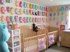 Care Bear nursery