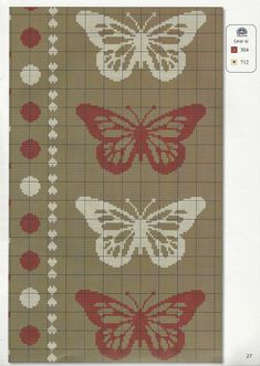 pillow 3 polštářek s motýli a květy 1(3)