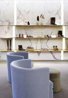Barneys New York Retail by Yabu Pushelberg | Yellowtrace