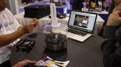 The Chocabyte 3D Printer #3dprinting