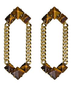 Elizabeth Cole Payton Earrings $122.00