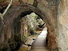 Caesarea Philippi, Israel. Situated 25 miles north of the Sea of Galilee and at…