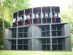 Monster Sound System High End Speakers, Audio Speakers, Speaker System, Audio System, P A System, Loudspeaker Enclosure, Speaker Box Design, Recording Studio Design, Professional Audio