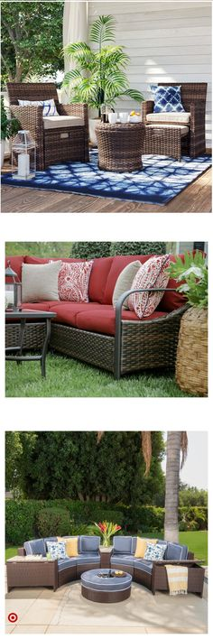 Best Ideas for cozy patio decor spaces