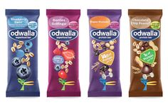Before & After: Odwalla - The Dieline -