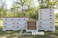 Full Room Furniture Revival - Reveal Part 1 - Southern Revivals