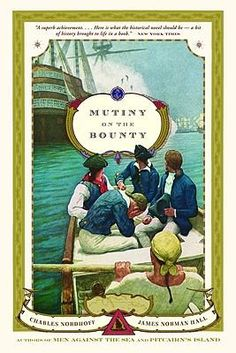 Mutiny on the Bounty by Charles Nordhoff and James Hall