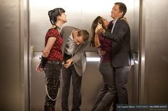 What happens or is said  in the elevator stay's in the elevator.