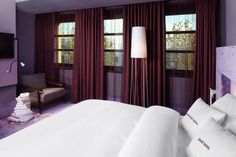 25hours Hotel Frankfurt The Goldman M-Zimmer