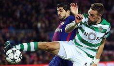 El Barça suma otra victoria en el adiós del Sporting de Portugal a la Champions (2-0)