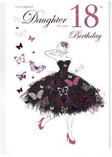 18th birthday wishes for daughter - Google Search