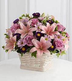 FTD Flowers Loving Sympathy Basket -... for only $119.99