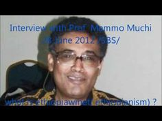 Interview with Prof  Mammo Muchie 28 June 2012 http://ecadforum.com/