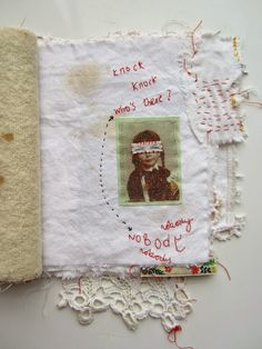 stitch therapy: articles of identity: