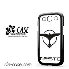 Dj Tiesto DEAL-3482 Samsung Phonecase Cover For Samsung Galaxy S3 / S3 Mini