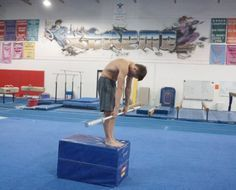 One distinguishing feature of Gymnastics Strength Training™ is the use of weighted mobility. Whereas many strength training textbooks will recommend that you lift weights in order to get stronger, in GST™ you will also use a small amount of gradually increasing external resistance in order to get more flexible. One of the most popular and …