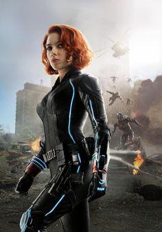 #Marvel_Comics #Avengers #Avengers_Age_of_Ultron #マーベル #アベンジャーズ #Black_Widow #Scarlett_Johansson
