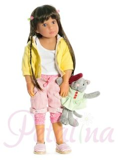 Love Jolina, one of the new 2014 collection Kidz 'n' Cats dolls