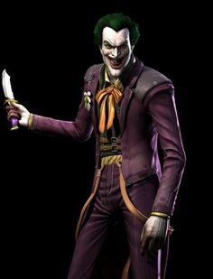 Joker [video game art]