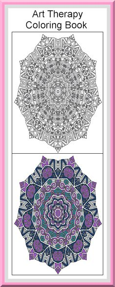printable art therapy coloring pages 30 high definition coloring pages black outlines with colored examples