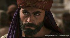 Mehyar Khaddour as Khalid Ibn Al-Walid