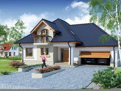 Top Home Interior Design Best House Plans, Dream House Plans, Luxury Homes Interior, Home Interior Design, Small Loft Apartments, Modern Bungalow House, Contemporary House Plans, Contemporary Garden, Home Design Plans