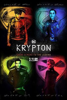 Krypton - Season 1 Set on the titular planet, approximately 200 years before the birth of Kal-El / Clark Kent / Superman, the series tells the untold story of Superman's grandfather as he fights for justice on his home planet. Krypton Tv Show, Episode Online, Tv Series Online, Tv Shows Online, Episode 5, New Movies, Movies Online, Movies And Tv Shows, Sci Fi Movies