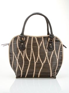 Nicole Lee Waterfall Tote In Black - Beyond the Rack