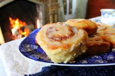 "Dreamy Cinnamon Rolls Ingredients for 15 rolls The ""Sweet Roll"" Dough: 1 package (2 1/4 teaspoons) active dry yeast 1/2 cup warm water ..."