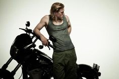 Charlie Hunnam Sons of Anarchy Tattoo | Sons of Anarchy' star Charlie Hunnam to star in '50 Shade s of ...