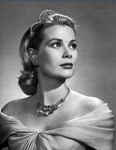 The beautiful Grace Kelly