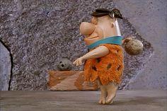 Stop Motion Flintstones