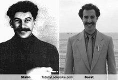 Celebrities Who Look Like Historical People - humorsharing.com