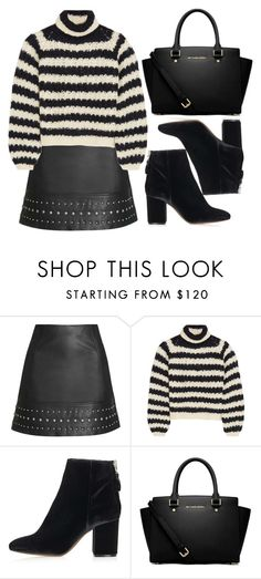 """""""Simple Says It Best"""" by designbecky ❤ liked on Polyvore featuring Topshop, Chloé and MICHAEL Michael Kors"""