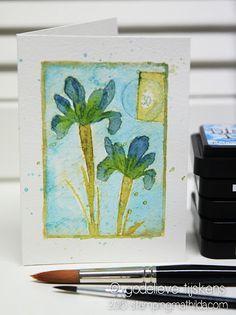 http://stampingmathilda.blogspot.com/2015/10/watercolored-irises.html