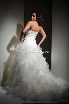 Bonny Essence Wedding Dress