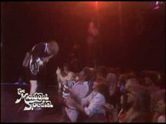 AC/DC - Sin City - live on The Midnight Special. Check out Ted Nugent and Steven Tyler introducing the band!