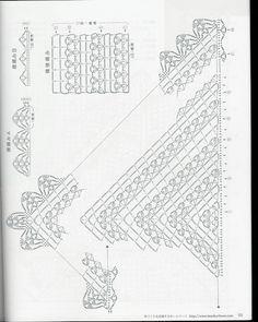 shawl chart